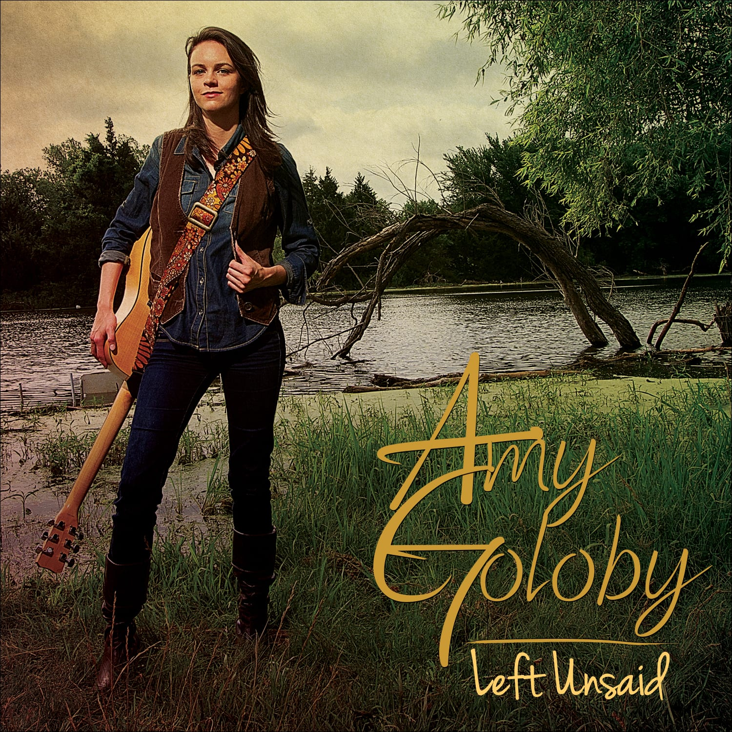 amy goloby left unsaid album cover