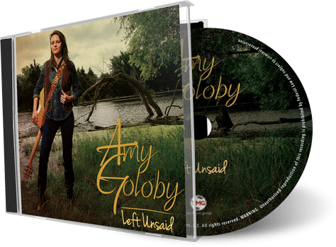 amy goloby left unsaid cd