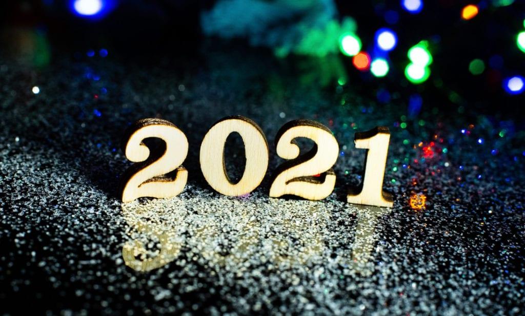 2021 glitter gold