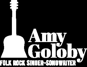 amy logo white